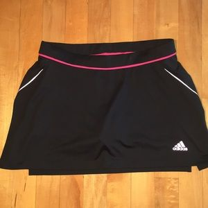 Adidas Skirt With Built in Shorts.